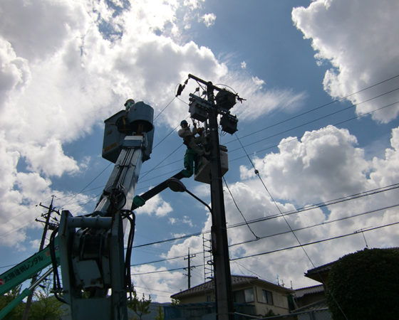 県立広島北特別支援学校太陽光発電設備設置